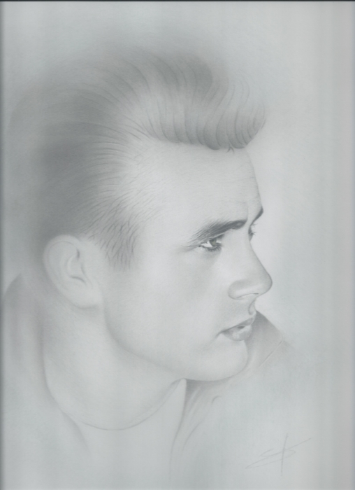 James Dean by marc.s